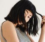 hair / in my dreams