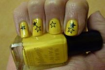 Simple Nail Art / Cute nail art that is fairly simple to create.