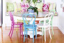 Sedie spaiate (mix chairs)