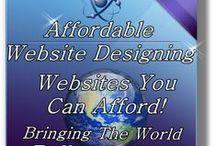 Affordable Website Designing / Affordable Website Designing 219-973-3882