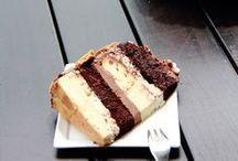 cakes + cheesecakes