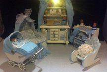 dolls house nursery