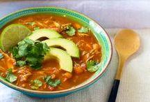 Soup + Porridge