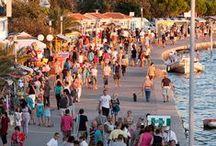 Novalja Municipality / Novalja is a town on the Pag island, in Croatia.
