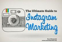 Instagram Marketing Tips / Helpful infographics and tips to optimize your Instagram account and market your business on Instagram