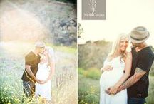 Buiten Zwangerschapsfotografie