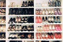 Scarpiere fai da te / Sistemazione scarpe