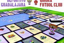 Carteles Club Deportivo guadalajara / Temporada 12/13. Segunda División A