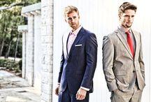 Men's fashion / Elegance is men's privilege too