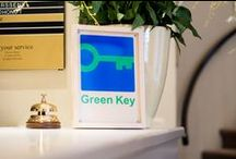 Green Key Hotel - Bruges Hotel Navarra Brugge / Hotel Navarra Bruges has been awarded with the Green Key 2015, for the 3rd consecutive year, for its environmental friendly management as a hotel.