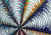 Zentangle/doodle / Techniek en art