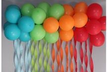 Birthday party ideas… / by Rebecca Pider