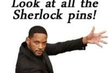 I'm SHERlocked / Sherlock fandooooom!!!