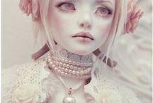Neo barokk dolls