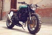 My dream a motorbike...