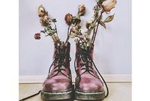 • d o c m a r t e n s • / Because doc martens are way too cool, I'm serious. And they're not even that expensive. (The quality of the shoes is amazing, you'll see)