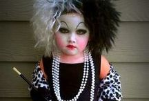 *Halloween-Costumes & Makeup / by Cheryl Northedge