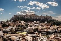 Athens / Athens is the capital and largest city of Greece. Athens dominates the Attica region and is one of the world's oldest cities, with its recorded history spanning around 3,400 years. (credits:wikipedia.org)