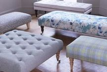 Footstools / At Multiyork our hand-made footstools are a clever way to create an extra seat when you need it and some open up to create a neat and tidy storage space.  Choose a matching fabric to create a seamless flow of style with your sofa and armchairs.  Or select from thousands of contrasting fabrics to create a designer accent piece for your room.