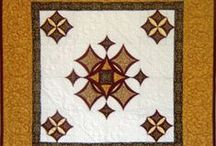 Cathedral Window Moxie / Cathedral Window Moxie is the fun modern and easy way to create any shape of the classic cathedral window quilt pattern.  Are You Ready for the Cathedral Window Moxie Tool? . Quilt . Vintage . Classic . Modern .   / by Ariana Hipsagh