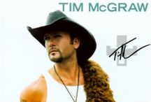 Tim McGraw / by Madison McGillivray