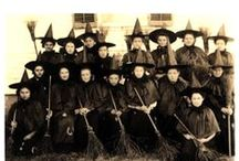*Halloween-Witchie Woman / All about witches!  Creative ideas. / by Cheryl Northedge
