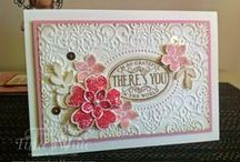 My Stampin' Up! Cards / All projects are exclusive to Stampin' Up!