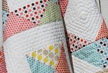 Quilting / Fabrics & patterns