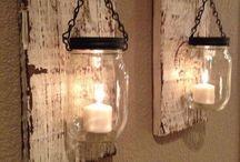 Lighting ideas / Lights for inside our home