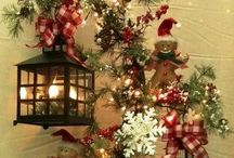 Christmas lights & decorations / Lights and decorating ideas for that special time of the year.....