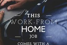 Ways to Make Money Online / This board is about all the legitimate ways users can start to make money online. The board covers different types of online work including freelance jobs, writing jobs, affiliate marketing, academic jobs, short tasks and online selling.