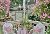 Shabby chic delights / All the beautiful things I hope to have in my next home!