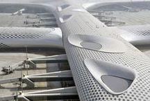 Architecture Airport / by Kwang Raspberri