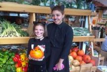 Gimel Halloween 2014 / Once touched with the BIOvegetables with clean BIOgraphy, you are already a part of us!