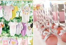 Chic! baby Shower! / Our amazing baby showers!