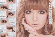 Make-up insp. (Gyaru & Harajuku)