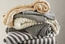Winter Inspiration / recipes and decor that will help you feel warm and cozy at home