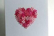 ♥♡♥♡♥ Valentýn ♥♡♥♡♥ / Valentine Valentýnské dekorace, přáníčka, dárky