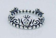 Anéis Era uma vez Acessórios / Lindos anéis de prata 925!