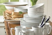 'at home' kitchen essentials / all my favorite kitchen and entertaining ware
