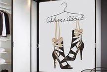 Shoes addiction / Shoes addiction