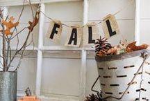 Fall / fall, fall decor, fall crafts, Thanksgiving, Halloween, pumpkins
