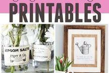 Printables / Free Printables, printables