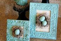 Spring / Spring, spring decor, spring crafts