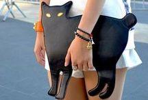 11FTT:: Bag & Design elements TERM 1 & 2 / Bag design & design elements inspiration