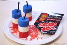 Patriotic Ideas for Memorial Day & 4th of July