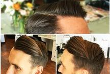 Mens Hair / This is an album of mens cuts and some color. All of the pictures exhibited on this board are done in house right here at SALON DEL MAR in the beautiful Santa Barbara. for appointments visit salondelmarsb.com