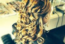 Event and Bridal Styles / From loose tousled curls, to vintage upstyles, to red carpet looks, and bridal styles; All of these looks have been completed in salon or on location by Salon Del Mar, in the beautiful Santa Barbara, California. https://www.salondelmarsb.com