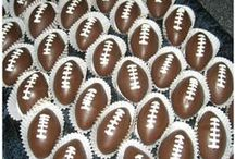 Gameday Foods and Treats / by CandyCentral
