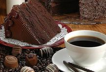 I Love Chocolate and Coffee / by Tarja N.